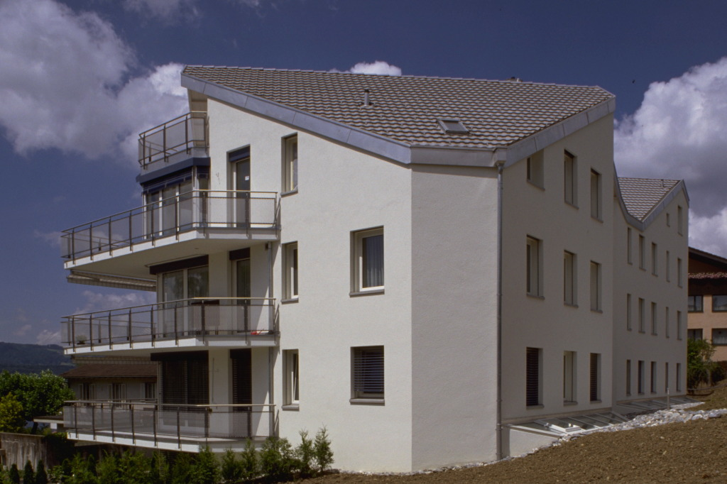 Neubau mehrfamilienhaus aryanastrasse herrliberg nzag for Mehrfamilienhaus neubau
