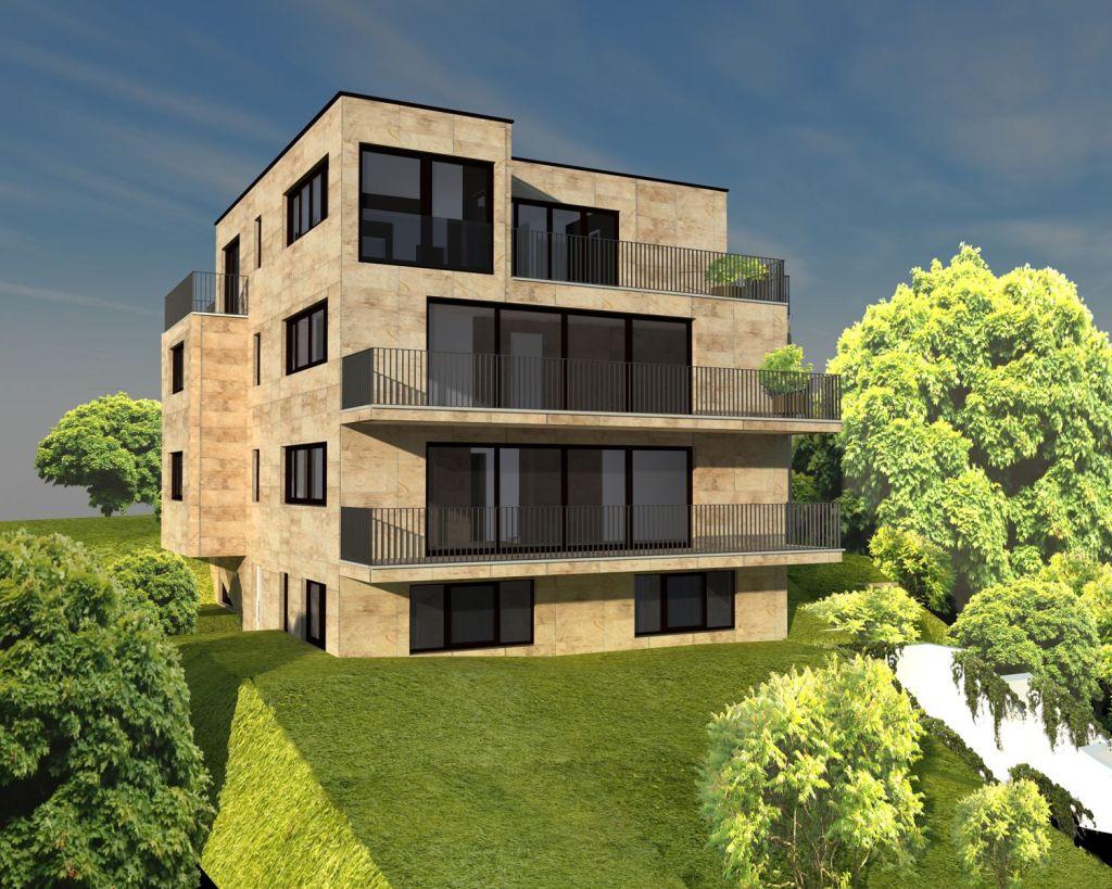 Neubau Mehrfamilienhaus, Eichhaldenweg, Zürich | NZAG entwickelt ...